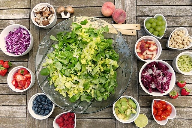 I migliori alimenti biologici