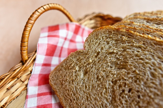 Come fare il pane integrale in casa